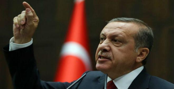 أردوغان: لسنا أغبياء وسنغرق أوروبا باللاجئين ما لم تدفع المبلغ المطلوب