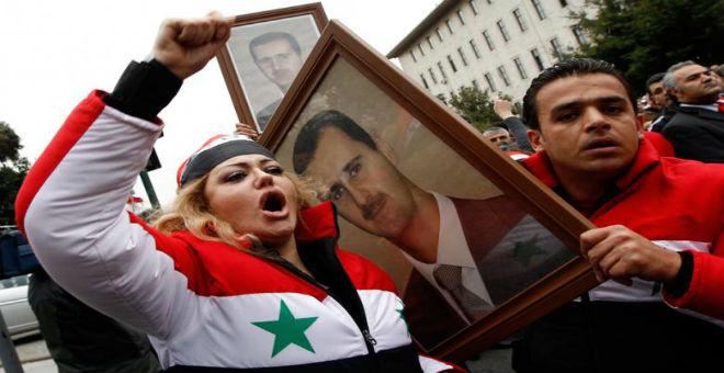 حزب الأسد يكتسح البرلمان السوري في انتخابات