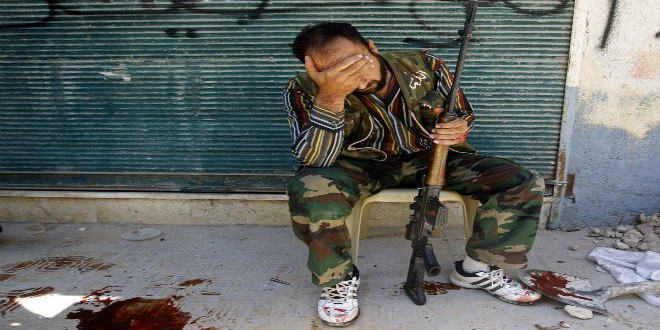 تعقد الأزمة في سوريا