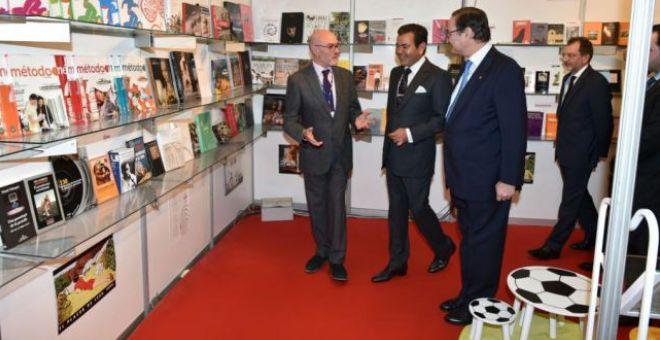 370.000 زائرا للمعرض الدولي للكتاب في الدار البيضاء