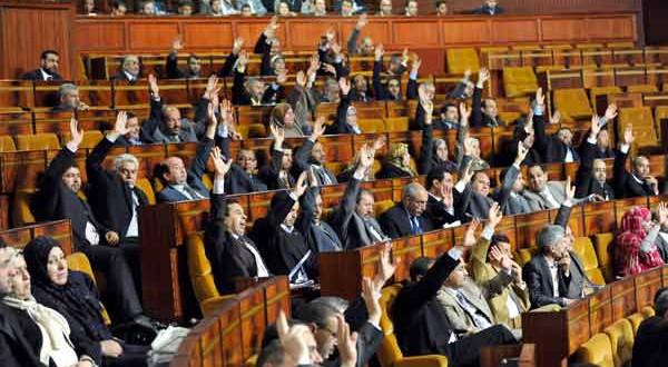 الأغلبية البرلمانية