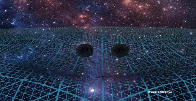 العلم يؤكد نظرية آينشتاين حول أمواج الجاذبية