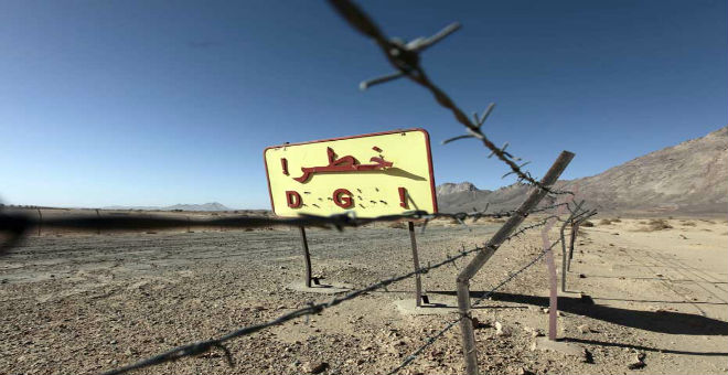 الجزائر لا تريد اللجوء للمحكمة الدولية في قضية التجارب النووية الفرنسية