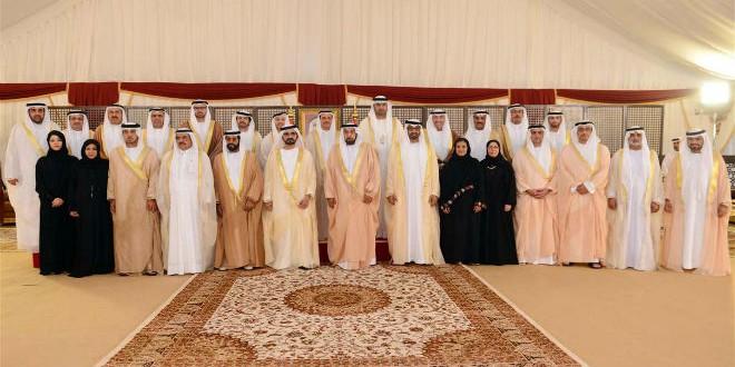 الحكومة الإماراتية السابقة
