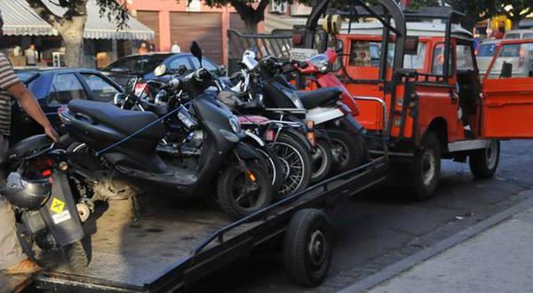 الدراجات النارية بالمغرب