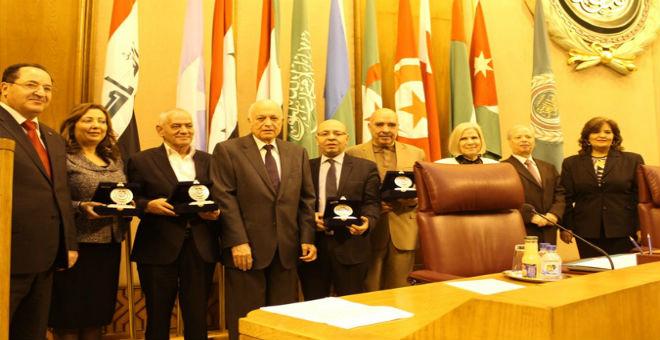 الجامعة العربية تحتفي بالرباعي التونسي الحائز على