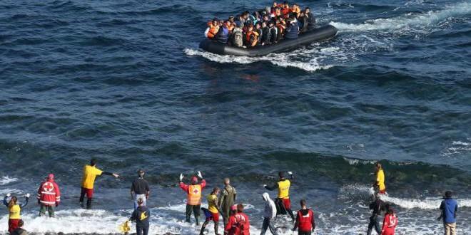 الهجرة السورية نحو أوروبا