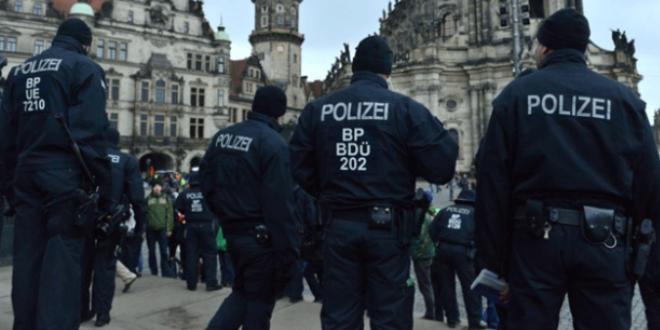 الشرطة الألمانية في حالة تأهب