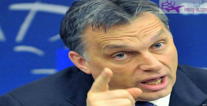 رئيس وزراء المجر عن أزمة اللاجئين: لن نستورد الإرهاب إلى بلدنا