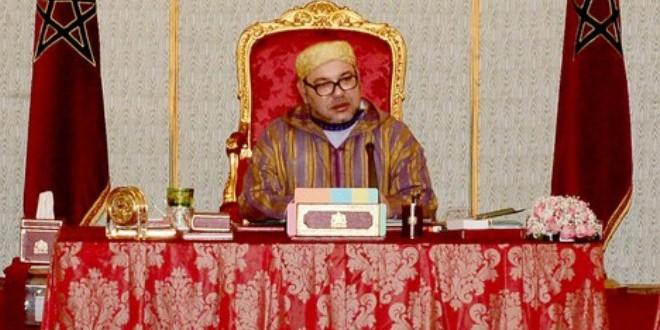 الملك محمد السادس يترأس المجلس الوزاري