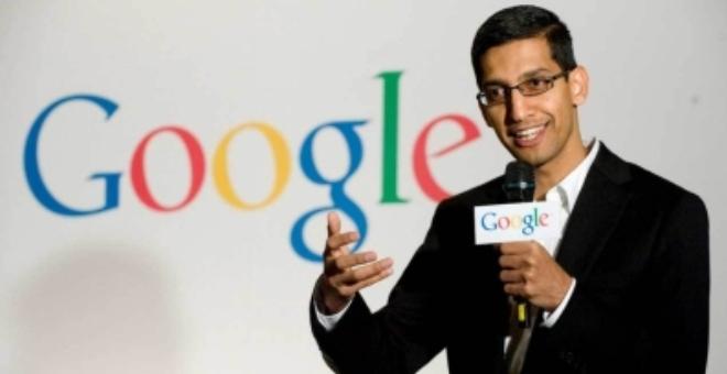جوجل تُهدي مديرها