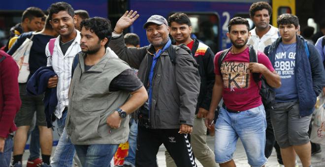 ألمانيا تبدأ في ترحيل المهاجرين المرفوضين إلى بلدانهم