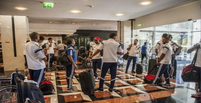 إلغاء رحلة الوداد إلى النيجر بسبب  الإضراب في المطار