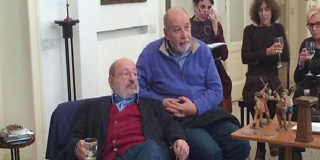 الطاهر بنجلون وأمبرتو إيكو
