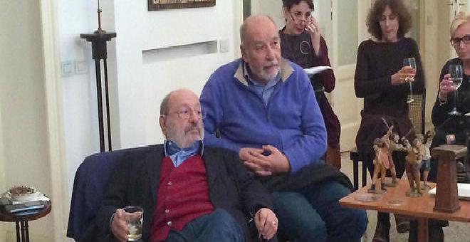 الطاهر بنجلون يكتب عن عشائه الأخير مع أمبرتو إيكو