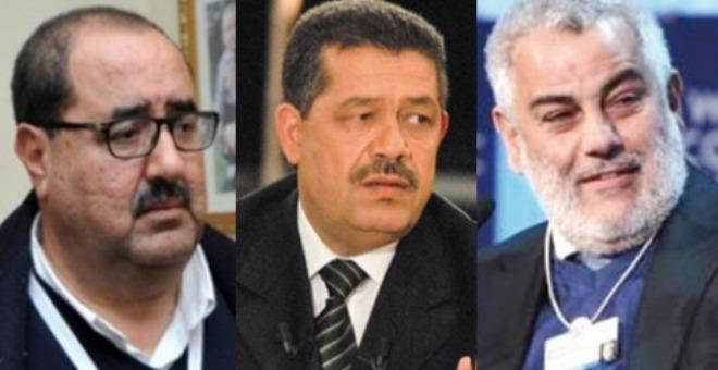 شباط يتخلى عن لشكر ويساند بنكيران في رفع عتبة الانتخابات البرلمانية