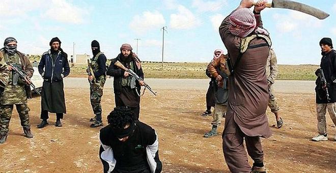 داعش إعدام