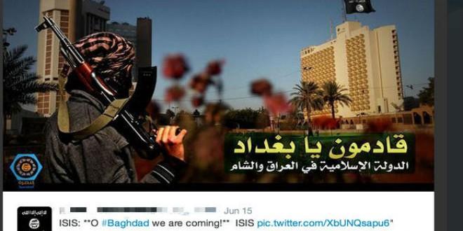 """جانب من دعاية تنظيم """"داعش"""" على موقع تويتر"""