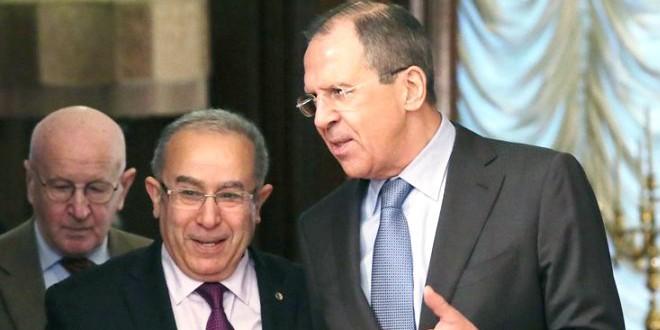 روسيا والجزائر