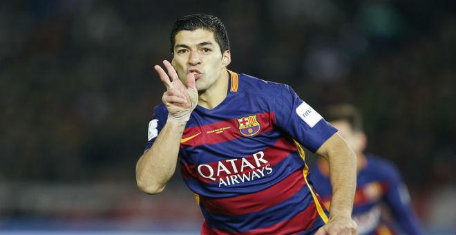 صدمة في برشلونة بسبب فضح عقد سواريز!