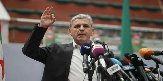 سياسي جزائري