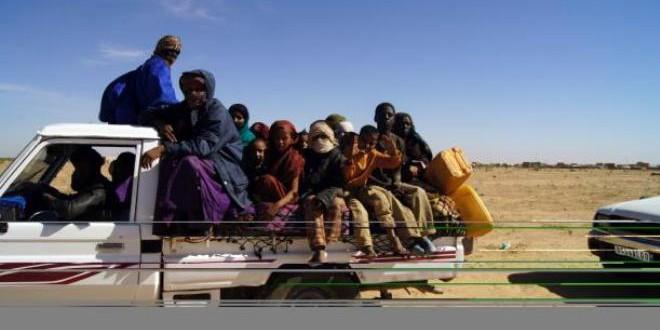 السفر عبر طريق الأمل في موريتانيا مهدد بحوادث السير.