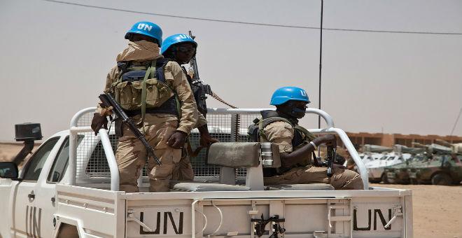 هجوم على معسكر للقوات الأممية بمالي