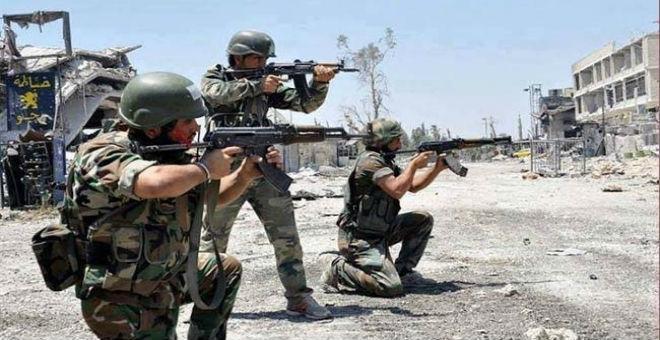 سوريا: قوات النظام تخرق وقف إطلاق النار بمجرد تطبيقه