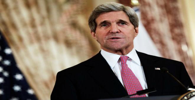 كيري: تجويع السوريين هو الأسوء منذ الحرب العالمية الثانية