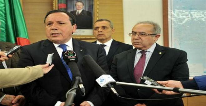تونس والجزائر تعلنان رفضهما لأي تدخل عسكري في ليبيا