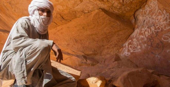 التخريب يمحو كتاب حضارات ما قبل التاريخ في ليبيا