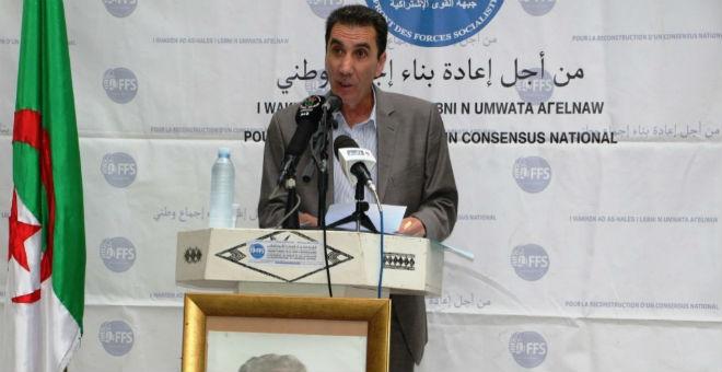 جبهة القوى الاشتراكية: السلطة عنيدة والجزائر في قلب دائرة الخطر