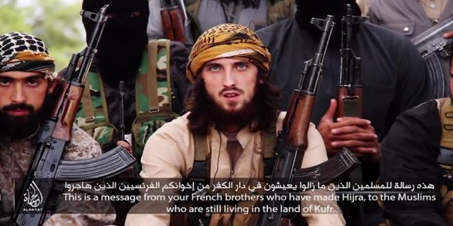 """مقاتلون من أوروبا في صفوف """"داعش"""""""