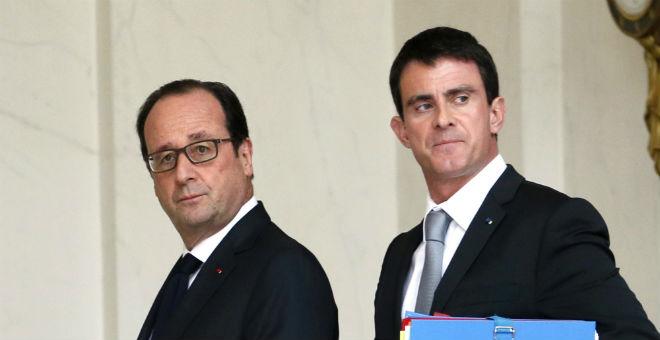 فرنسا: تصدع في الحزب الاشتراكي بسبب سياسات هولاند وفالس