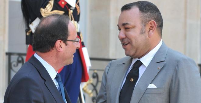 الملك يقوم بزيارة عمل وصداقة إلى فرنسا...وهذا هو برنامجها