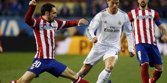 بالفيديو. أتلتيكو مدريد يهزم الريال ويبعده عن صراع الليغا