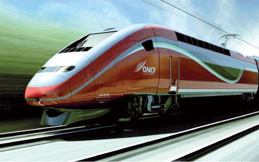 بالصور..هذا شكل القطار فائق السرعة ''المغربي''