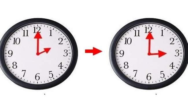 إضافة 60 دقيقة للتوقيت المغربي في هذا التاريخ