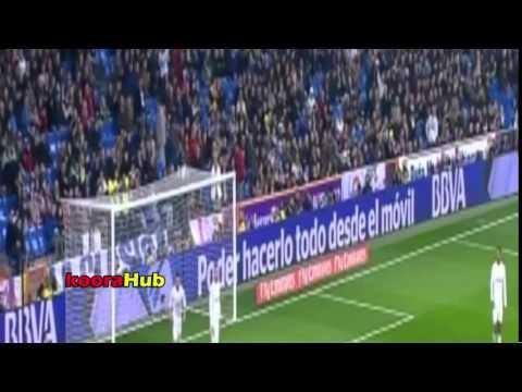 بالفيديو..سداسية مثيرة ورائعة لريال مدريد