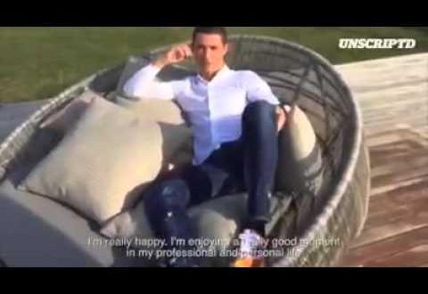 بالفيديو.. كلمة رونالدو في عيد ميلاده الـ31