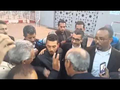 أخيرا.. القضاء يبرئ المكراوي صاحب فيديو ''الزفت''