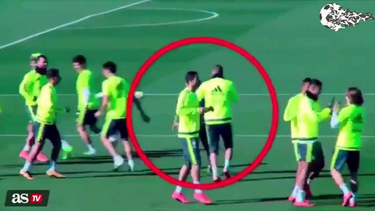 بالفيديو..مودريتش يضع رونالدو في موقف محرج !