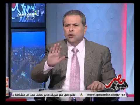 الإعلامي توفيق عكاشة يوجه رسالة الى الملك محمد السادس