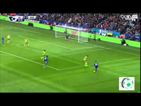 بالفيديو..محرز يبهذل الإنجليز في الملعب