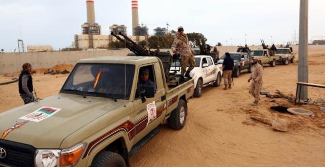 تنظيم الدولة على الشواطئ الليبية يحفِّز التدخل الدولي