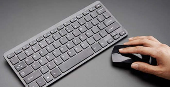 هجمات فيروسية عبر الفأرة ولوحة المفاتيح