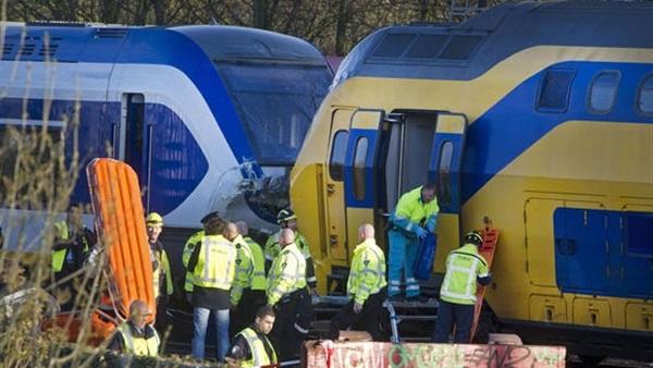 عاجل. مقتل 4 أشخاص وجرح 150 آخرين بتصادم قطارين في ألمانيا