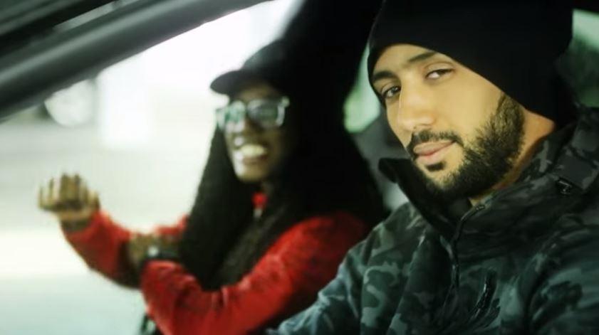 بنعطية يشارك في فيديو كليب للمغنية سينا دواين