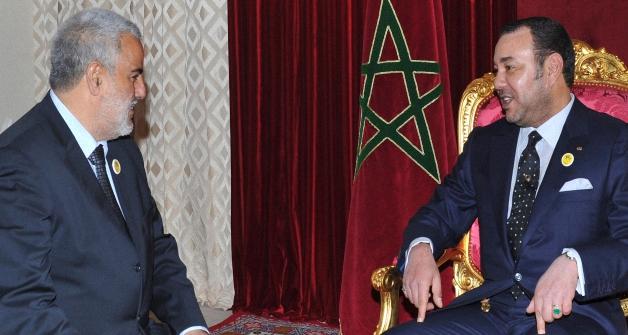 بنكيران يستشير الملك محمد السادس في ملف تقاعد الوزراء