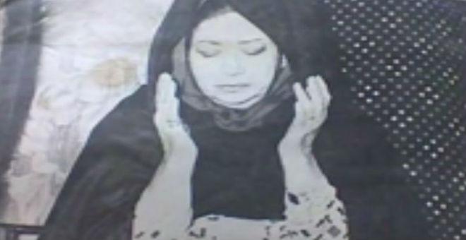 فيديو نادر لأم كلثوم وهي ترتل القرآن